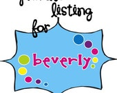 The Grinch Private Listing for Beverly