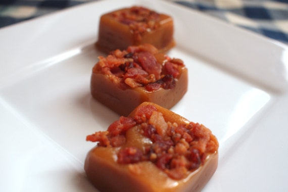 Bacon Habanero Sea Salt Caramels - 8 oz.