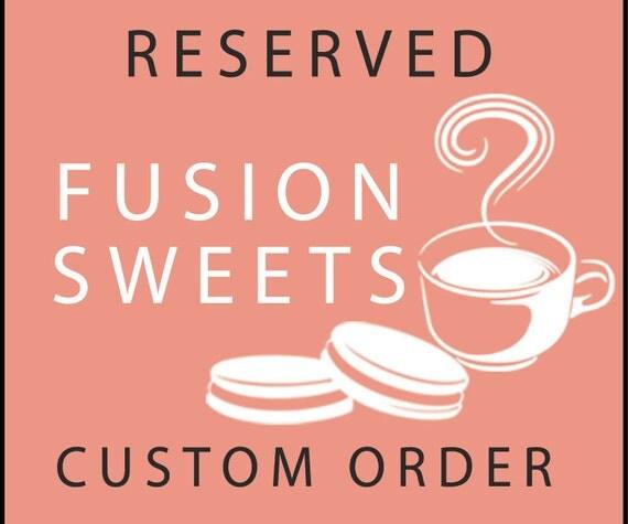 Custom Order For Dora