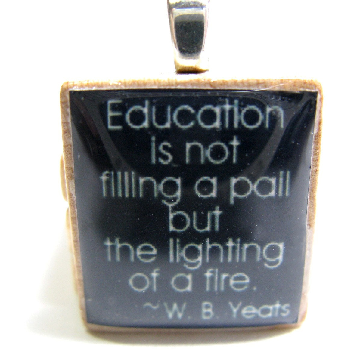 education is not the filling of a pail but the lighting of a fire Education is not the filling of a pail but the lighting of a fire william butler yeats.