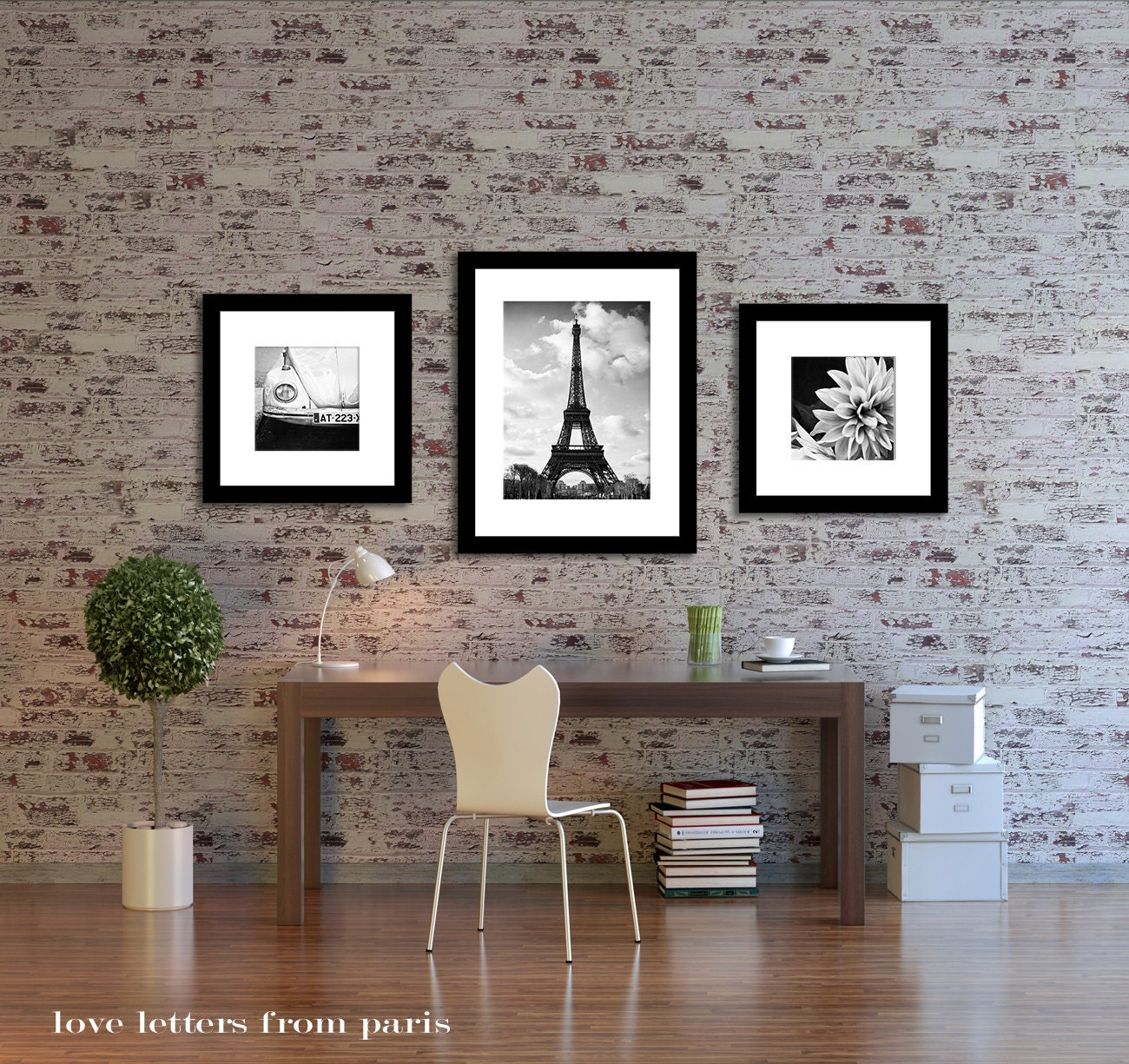 Wall Decor Home Accents : Paris photograph home decor wall art by