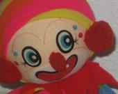 Vintage Schmid Clown Music Box