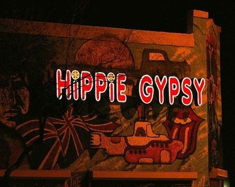 Hippie Gypsy Perfume Oil - Nag Champa Incense, Flowering Cannabis, Dark Patchouli - 5 ml. - Ultime Concentrate Available!