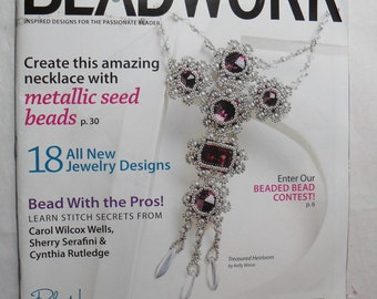 Beadwork Magazine, Dec 2011/Jan 2012