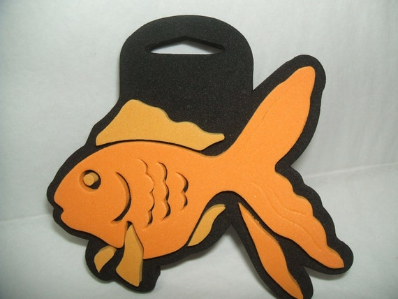 COMMERCIAL STAMP GOLDFISH