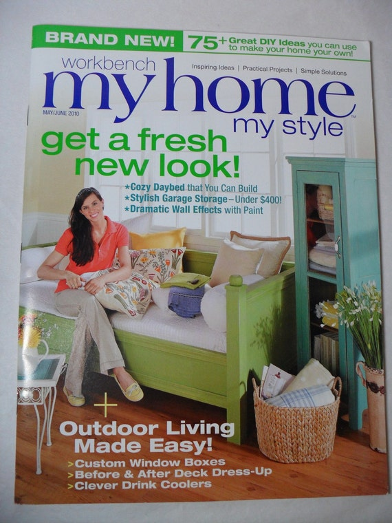commercial supplies, magazine, Workbench, My Home My Style