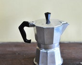 Vintage One Cup Vev Vigano Moka Pot