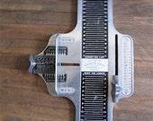 Vintage Adult Shoe Sizer/Brannock Device