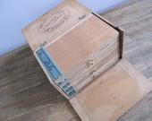 Amazing Beautiful Vintage Cigar Box