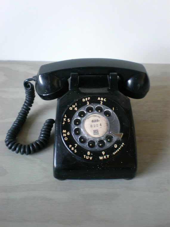 Old Fashioned Telephones 119