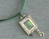 Lamplight Necklace