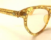 SALE ,Womens 1950s Golden Era Eyeglasses Wow these are amazing