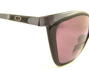 Christian Dior Vintage Eyeglass Frames 1980s  90s  Large Lens style 2234