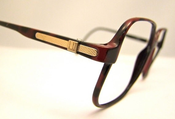 sale vintage 1980s dunhill carbon eyeglass by