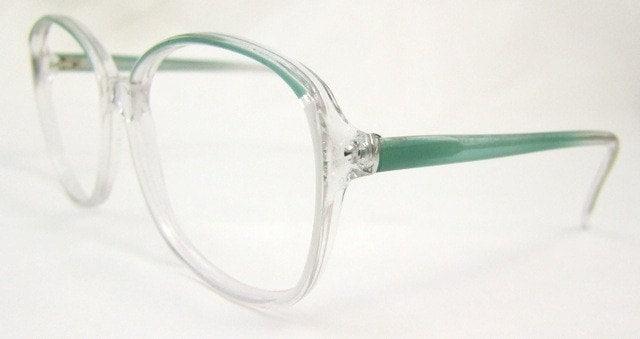 eyeglass frames in style  1980s eyeglass