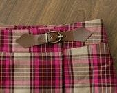 A Set of 5, Classic Belt type Catch leather, U1107