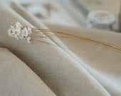 2 Yards of Special Sale, Soft Natural Linen 180cm x 130cm, U1205
