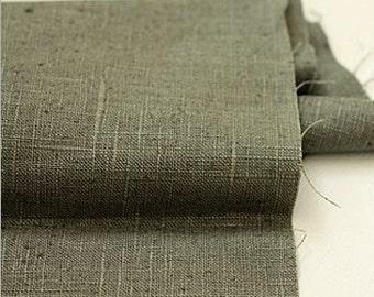 Natural Khaki Linen, U1131