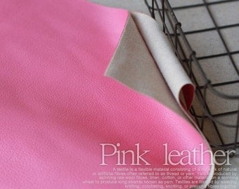 Pink Leather 140cm, U1741