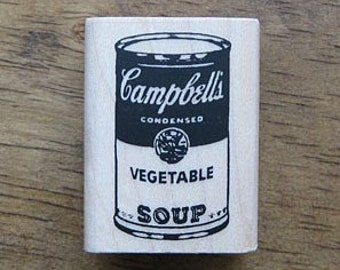 Campbell Can Stamp, U1937