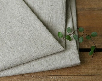 2 Yards of Natural Washing Linen 140cm Wide, U1501