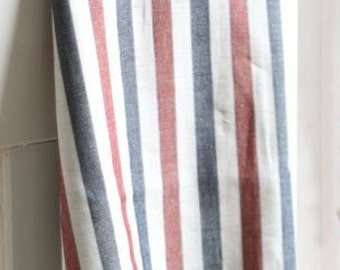 Vintage Europe Stripe Linen blended, U1960