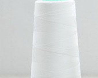 Sewing Core Spandex Thread WHITE, U1924 for DAIMARU