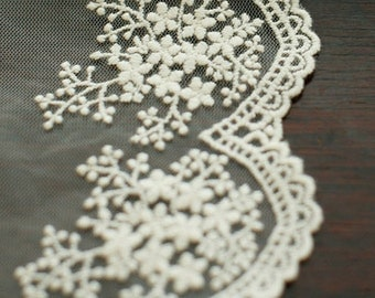Grace lace in veil, U2477