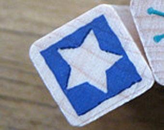 Star Small Stamp, U2952