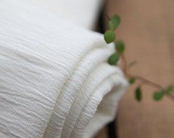 2 yards, Wrinkled Gauze cotton, U3210