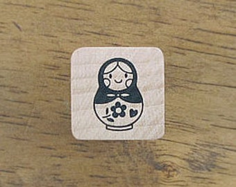 "Small Stamp ""Matryoshka"", U3243"