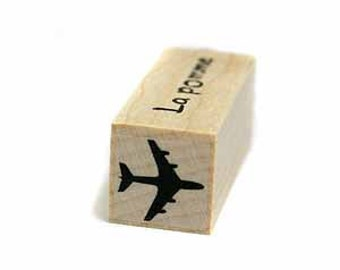 Airplane, small stamp, U3279