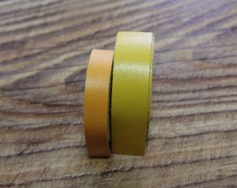 Strap, Light Mustard, 10mm width, U3292