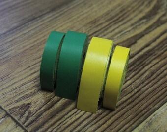 Strap, Green, 15mm width, U3295