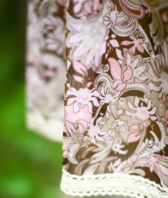 Sale, Sweet Floral Chiffon 150cm WIDE, U1609