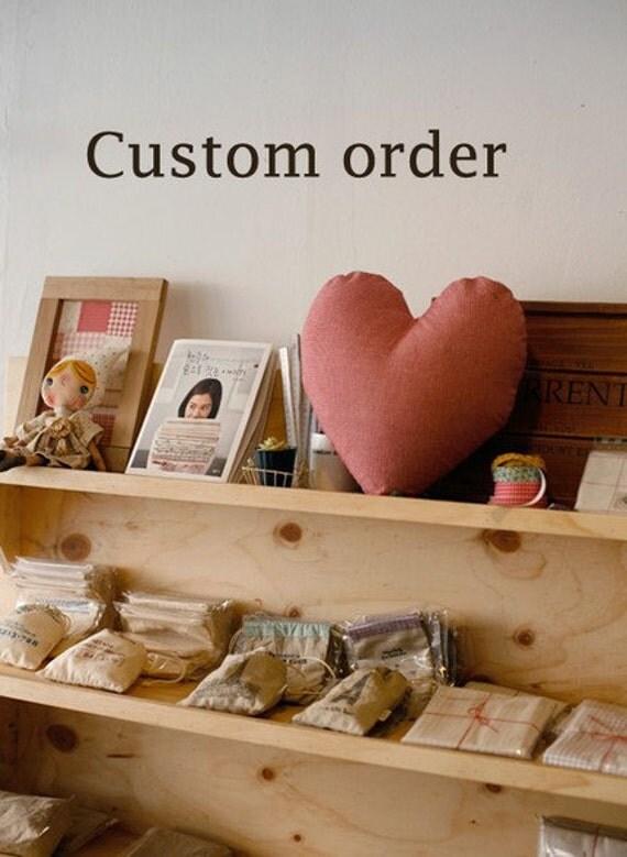 Custom listing for Wimukt
