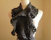 30% OFF Crocheted Scarf No 36