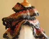 30% OFF Crocheted Scarf No 23