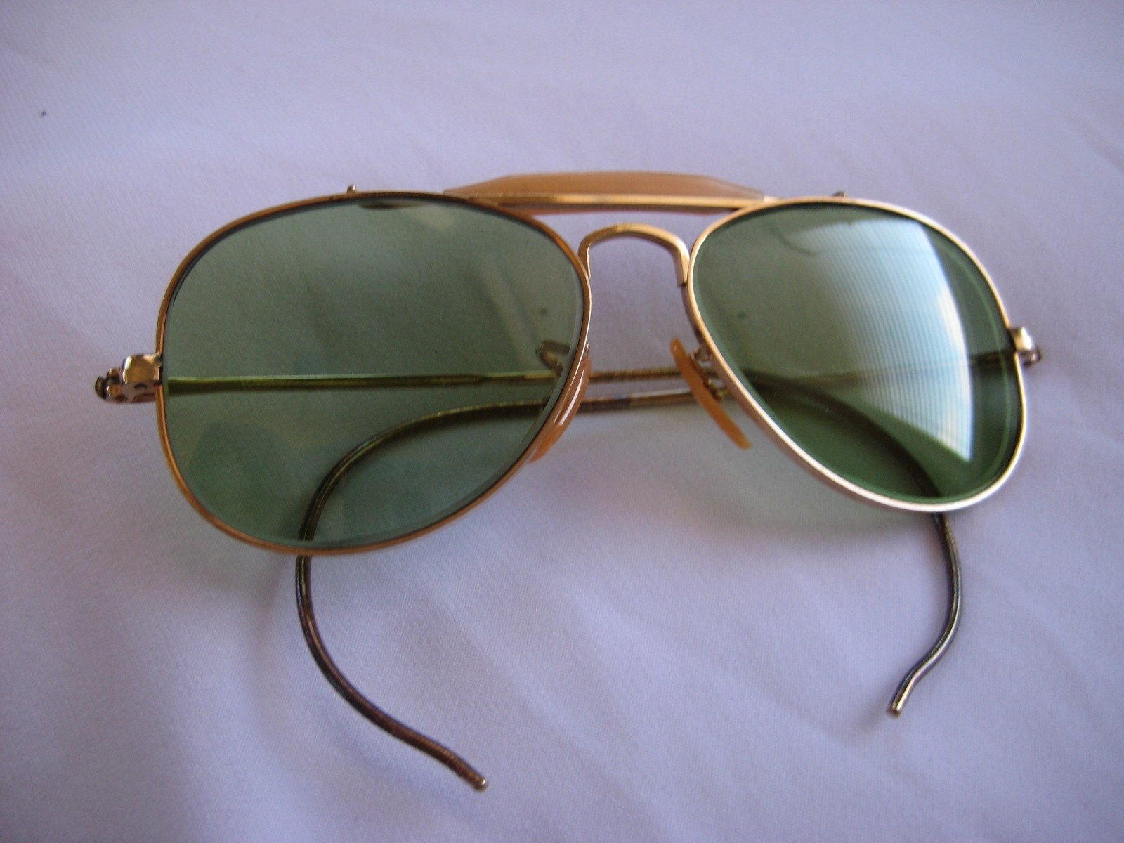 Vintage Aviator Glasses 18