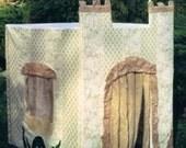 Castle/Fort fullsize toddler playhouse pattern
