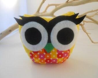 owl bookend owl doorstop  paperweight by bellamina