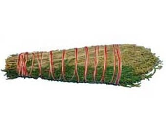 Rosemary and Red Cedar Smudge Stick