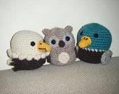 Forest Dwellers vol.4 - crochet pattern PDF