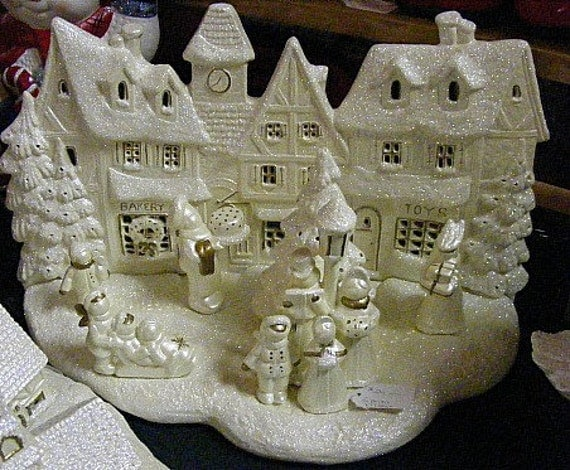 Victorian Christmas Village