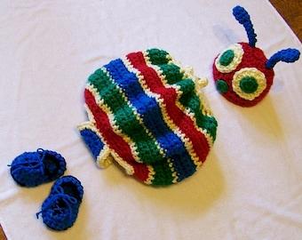 Infant Costumes - Baby Costume - Baby Halloween Costume - Newborn Halloween Costumes - Crochet Baby Outfits - Baby Halloween costume