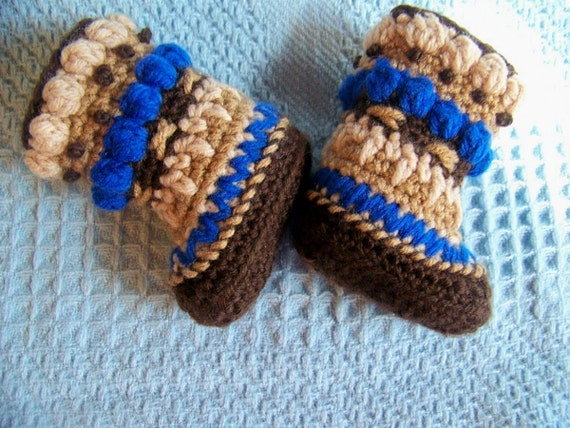 Babypropsbyconnie Baby Boots Mukluk Slippers Mukluk Boots