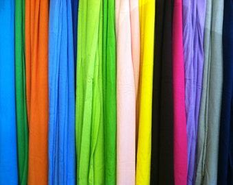 5 HALF LENGTH Pareus - Mix and Match colors