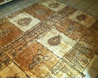 TAPA Cloth by the square foot