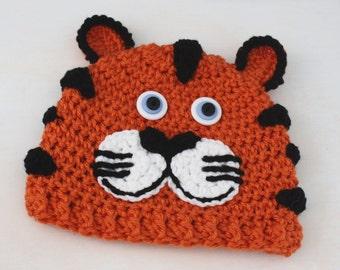 Tiger-tastic hat