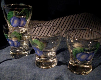 Cordial / Shot Glasses